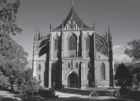 (Čeština) Výstava Architektura v prostoru a čase - Gotika