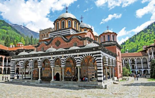 UNESCO – Bulharské památky v detailu i celku