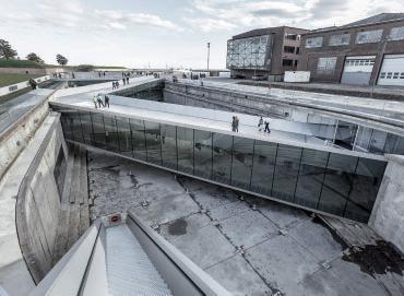 Výstava dánské architektury a Christian Hoppe