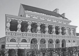 (Čeština) Výstava Architektura v prostoru a čase - Moderní architektura