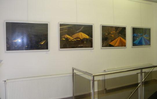 (Čeština) Výstava Christo & Jeanne-Claude