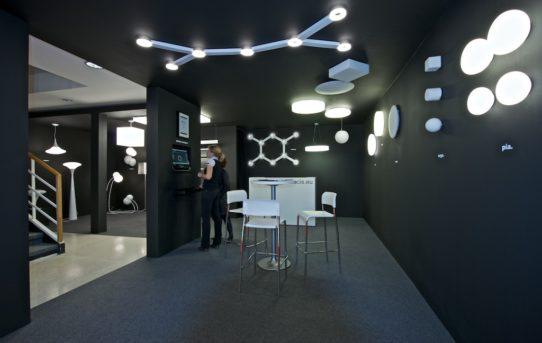 Výstava Světlo v architektuře