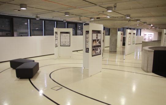 Výstava Visegrad Four Young Architecture