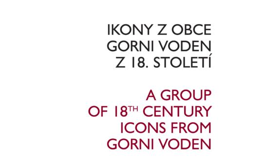 Ikony z obce Gorni Voden z 18. století