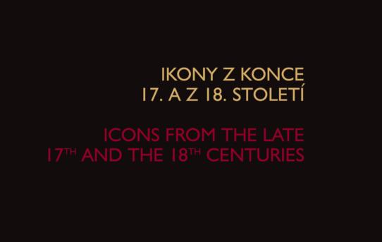 Ikony z konce 17. a z 18. století