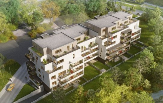 (Čeština) V Modřanech začíná stavba Rezidence Písková