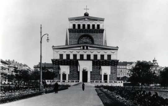 Výstava Pražská moderní architektura