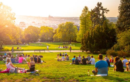 Výstava Udržitelná Praha 2021