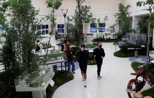 Výstava Udržitelná Praha je otevřena!