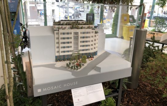 (Čeština) Mosaic House Design Hotel na výstavě Udržitelná Praha 2021