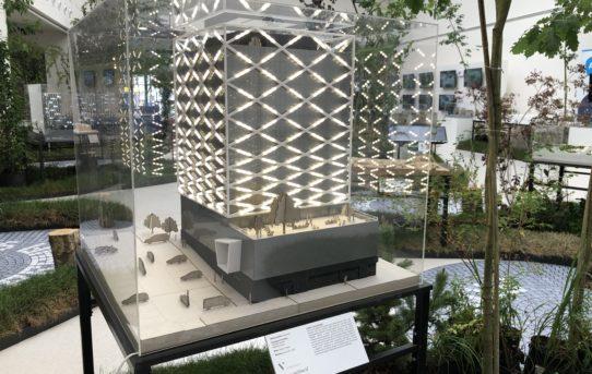VIHOREV Group a P6PA+Architects na výstavě Udržitelná Praha 2021
