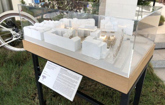 TAK Architects na výstavě Udržitelná Praha 2021