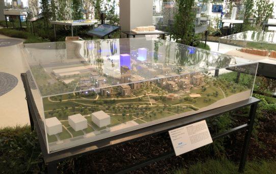 YIT na výstavě Udržitelná Praha 2021