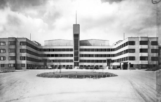 Úvodní slovo kurátora výstavyPražská moderní architektura Patrika Líbala