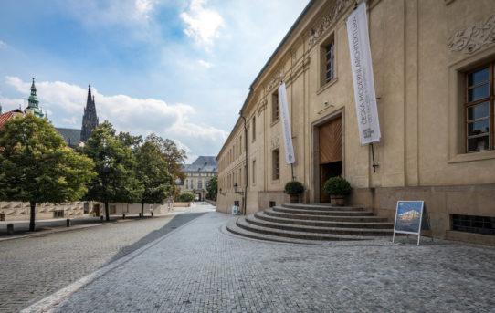 Výstava Česká moderní architektura od secese k dnešku je OTEVŘENA!
